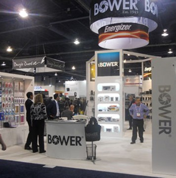 Bower Custom Exhibit