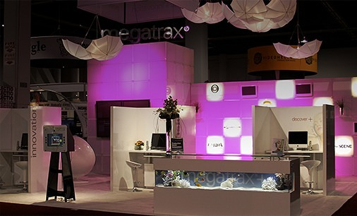 megatrax-booth