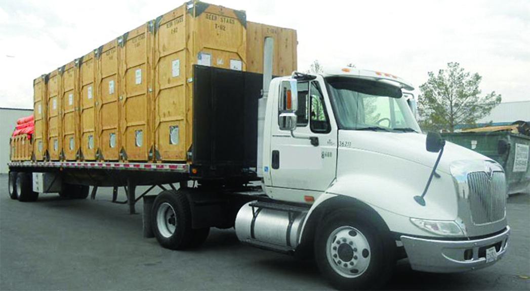 Stow-It West Truck
